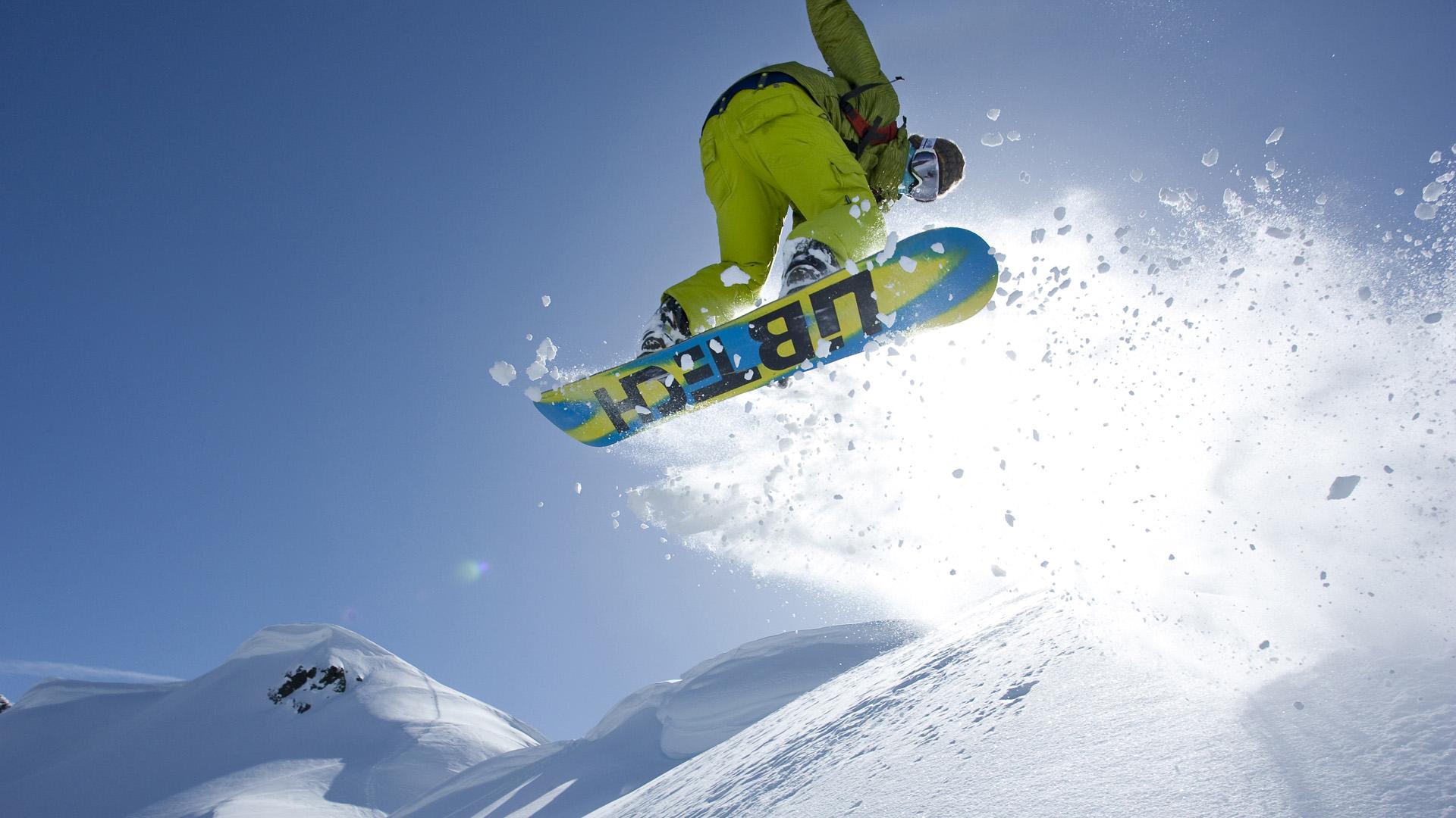 Что взять на отдых – лыжи или сноуборд? Сноуборд