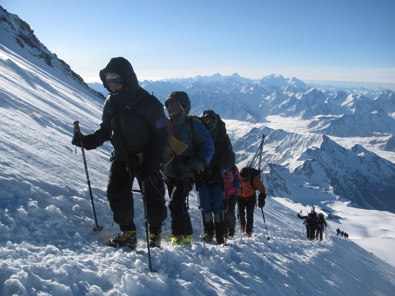 Дополнительные вещи для отдыха в горах
