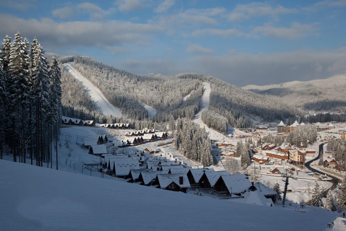 Отдых на зимнем курорте «Буковель» 2