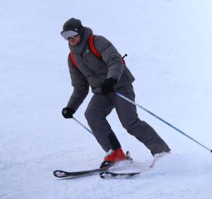 Так ли необходимы лыжные палки